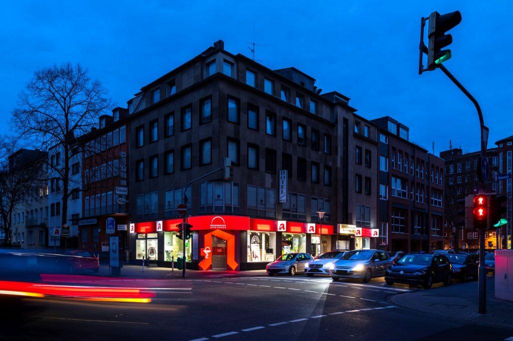 Notdienst Regenbogen Apotheke Koblenz Standort